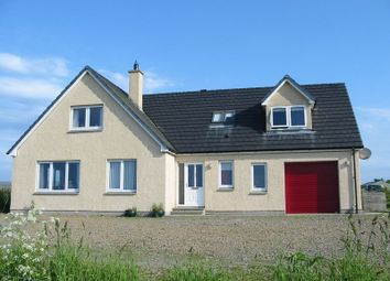 Thumbnail 4 bed detached house for sale in The Old Barn, Burrigle Forse, Lybster, Caithness