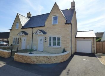 Thumbnail 2 bed semi-detached house for sale in High Street, South Cerney, Gloucestershire