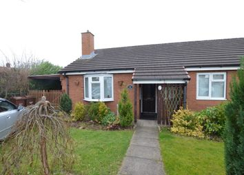 Thumbnail 2 bed semi-detached bungalow for sale in Hill Top Close, Notton, Wakefield