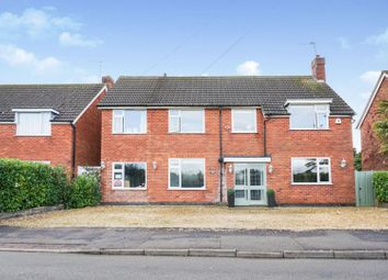 Thumbnail 4 bed detached house for sale in Homefield Lane, Rothley, Leicester