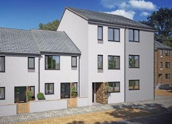 Thumbnail 1 bed town house for sale in Foundry Road, Dolcoath, Camborne, Cornwall