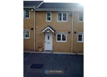 Thumbnail 2 bed terraced house to rent in Ffordd Brynhyfryd, Old St. Mellons, Cardiff