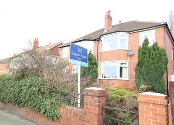 Thumbnail 3 bed semi-detached house for sale in Cross Gates Road, Crossgates, Leeds