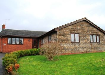 Thumbnail 3 bed detached bungalow to rent in Maes Hyfryd, Ruthin
