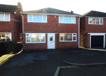 Thumbnail 3 bedroom property to rent in Birches Close, Birmingham