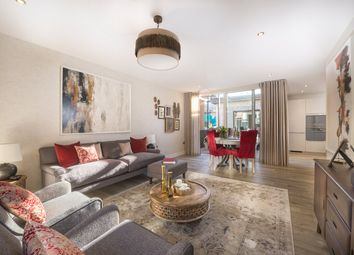 Thumbnail 2 bed flat for sale in Grove Apartments, Woodside Square, London