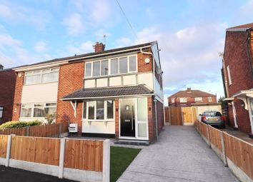 3 bed semi-detached house for sale in Gilda Road, Worsley, Manchester M28