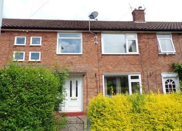 Thumbnail 2 bed terraced house to rent in Kenilworth Avenue, Cheadle