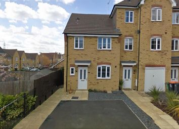 Thumbnail 3 bed terraced house for sale in Ridgely Drive, Leighton Buzzard
