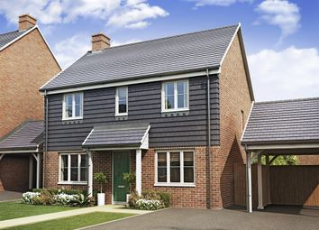"""Thumbnail 4 bedroom detached house for sale in """"The Chedworth"""" at Coldharbour Road, Northfleet, Gravesend"""
