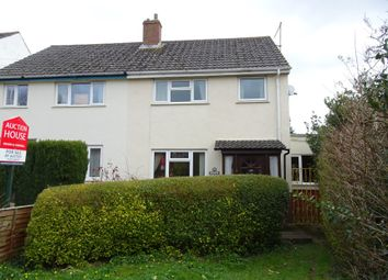Thumbnail 3 bed semi-detached house for sale in Rosedale, 4 Newcombe Street Gardens, Heavitree, Exeter, Devon