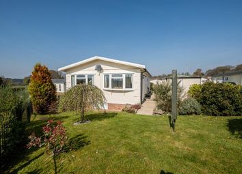 Thumbnail 2 bedroom mobile/park home for sale in 19 The Dell, Caerwnon Park, Builth Wells