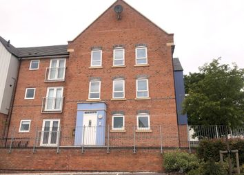 Thumbnail 2 bed flat to rent in Quayside Court, Coventry