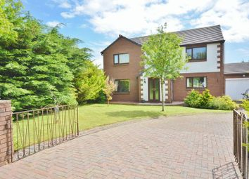 Thumbnail 4 bed detached house to rent in Stainburn Road, Stainburn, Workington