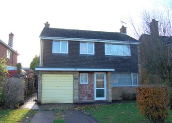 Thumbnail 3 bed detached house for sale in Dawlish Avenue, Stafford