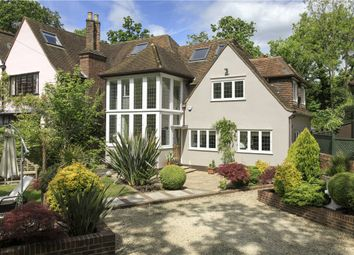 Thumbnail 4 bed semi-detached house for sale in Beverley Lane, Coombe Hill