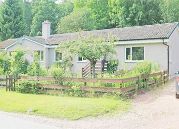 Thumbnail 4 bed semi-detached house for sale in 4, Dalcroy Cottages, Tummel Bridge Pitlochry PH165Nt