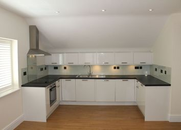 Thumbnail 1 bed flat to rent in Station Road, Egham