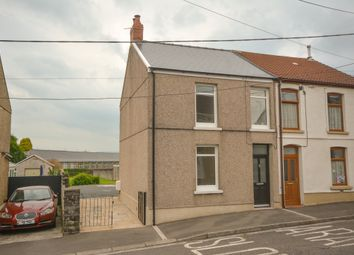 Thumbnail 3 bed semi-detached house for sale in Grovesend, Swansea, Swansea