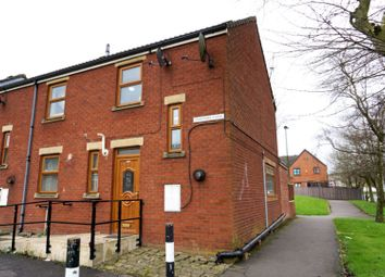Thumbnail 4 bed end terrace house for sale in Dartford Close, Blackburn