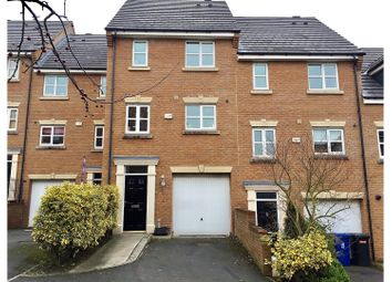 Thumbnail 3 bedroom town house for sale in Gadbury Fold, Manchester