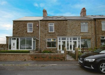 2 bed terraced house for sale in Derwent View, Consett, Durham DH8
