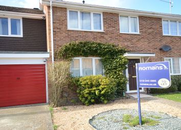 Thumbnail 3 bedroom terraced house to rent in Stowmarket Close, Lower Earley, Reading