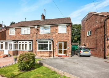 Thumbnail 4 bed semi-detached house for sale in Orpin Road, Merstham, Redhill