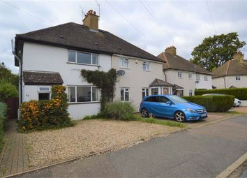 Thumbnail 3 bed semi-detached house for sale in Springfield Close, Croxley Green, Rickmansworth Hertfordshire