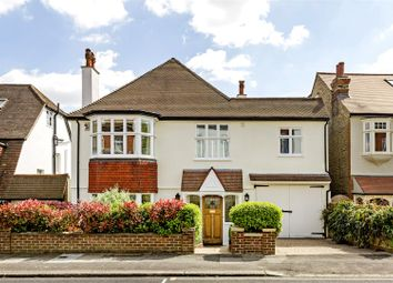 Thumbnail 4 bed detached house for sale in Dora Road, London