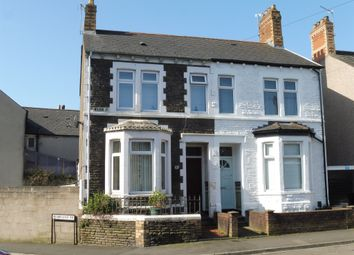 3 bed semi-detached house for sale in Wilson Street, Splott, Cardiff CF24