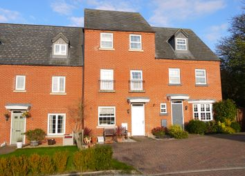 Thumbnail 3 bedroom town house for sale in Cann Close, Sudbury
