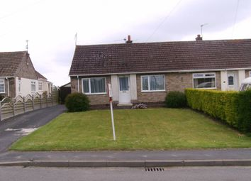 Thumbnail 2 bed semi-detached bungalow to rent in Swine Hill, Harlaxton, Grantham
