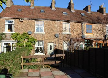 Thumbnail 3 bed terraced house for sale in Railway Terrace, Sowerby, Thirsk