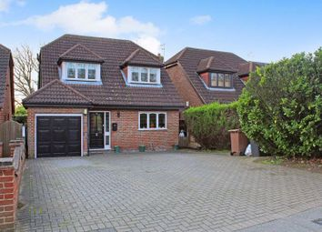 Thumbnail 4 bed detached house for sale in Brock Hill, Runwell, Wickford