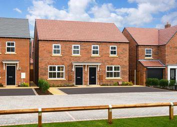"3 bed terraced house for sale in ""Archford"" at Watling Street, Little Brickhill, Milton Keynes MK17"