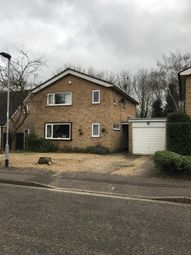 Thumbnail 4 bedroom detached house to rent in Gullymore, Bretton, Peterborough