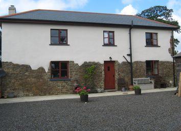 Thumbnail 6 bedroom farmhouse for sale in Clawton, Holsworthy