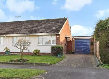 Thumbnail 3 bed semi-detached bungalow for sale in Partridge Avenue, Yateley, Hampshire
