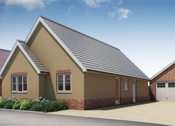 Thumbnail 3 bed detached bungalow for sale in Plot 21 Springfield Meadows, Little Clacton, Essex