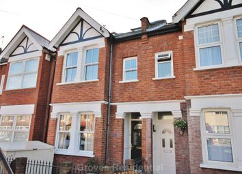 Thumbnail 4 bed terraced house to rent in Beaconsfield Road, New Malden