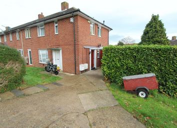 Thumbnail 1 bed maisonette for sale in Selborne Avenue, Harefield, Southampton