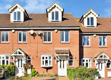 Thumbnail 3 bed town house for sale in Orchard Street, Rainham, Gillingham, Kent
