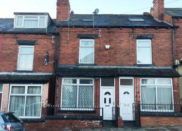 Thumbnail 4 bed terraced house for sale in Dorset Road, Harehills, Leeds
