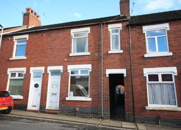 Thumbnail 2 bed terraced house for sale in Thomas Street, Packmoor, Stoke-On-Trent
