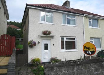 Thumbnail 3 bed semi-detached house to rent in Graig Park Lane, Malpas, Newport