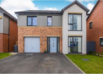 Thumbnail 4 bed detached house for sale in Mitchell Way, Rotherham