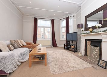 Thumbnail 3 bed flat to rent in New Kings Road, London