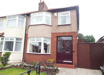 Thumbnail 3 bed semi-detached house for sale in Sandown Road, Wavertree, Liverpool, Merseyside