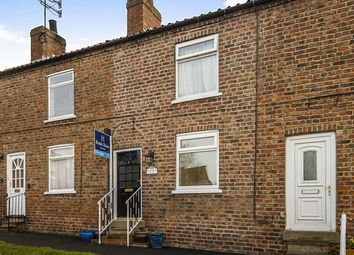 Thumbnail 2 bed terraced house for sale in Front Street, Wold Newton, Driffield